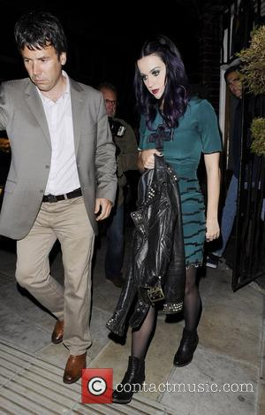 Katy Perry Sparks Rumours Of Robert Ackroyd Reconciliation