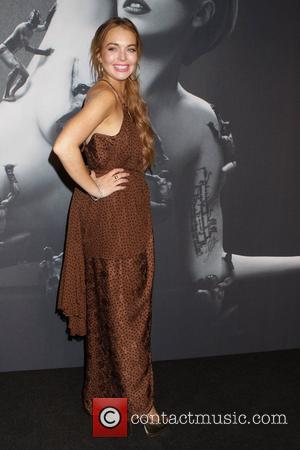 Lohan Quits New Movie