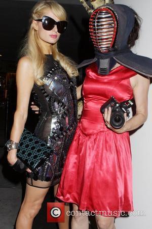 Paris Hilton's Boyfriend Arrested In Las Vegas