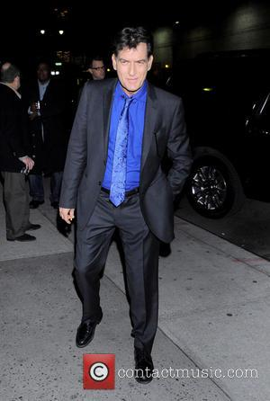 Charlie Sheen Opens Up to David Letterman - Drugs, Career and Family