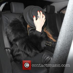 Lindsay Lohan Joined By Rumoured Boyfriend On London Trip