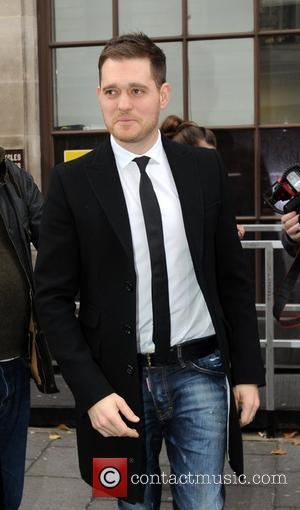 Michael Buble Diagnosed With Heart Abnormality