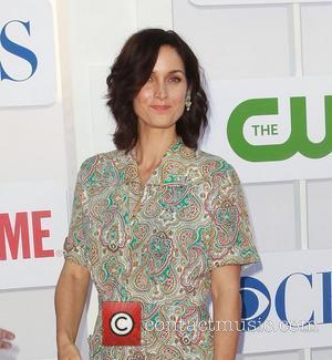 Carrie-Anne Moss CBS Showtime's CW Summer 2012 Press Tour at the Beverly Hilton Hotel - Arrivals Beverly Hills, California -...