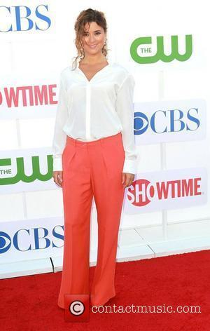 Cote de Pablo CBS Showtime's CW Summer 2012 Press Tour at the Beverly Hilton Hotel - Arrivals Los Angeles, California...