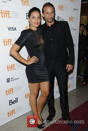 Alexandra and Matthias Schoenaerts  'Rust And Bone' premiere arrival during the 2012 Toronto International Film Festival (TIFF) at Elgin...