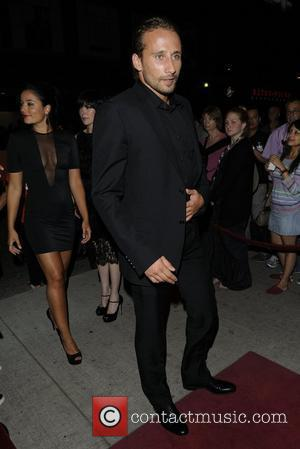 Matthias Schoenaerts  'Rust And Bone' premiere arrival during the 2012 Toronto International Film Festival (TIFF) at Elgin Theatre....