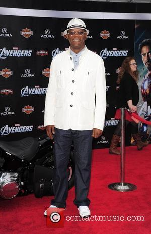 Samuel L Jackson Is The Quiet Star Of 'The Avengers'