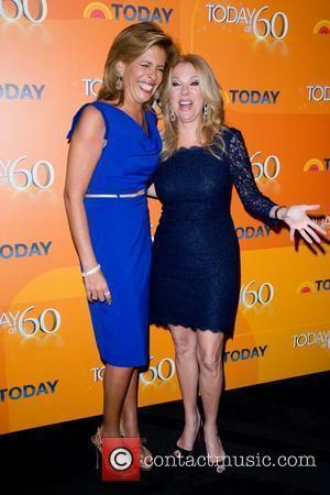 Hoda Kotb and Kathie Lee Gifford  the 'TODAY' Show 60th anniversary celebration at The Edison Ballroom New York City,...