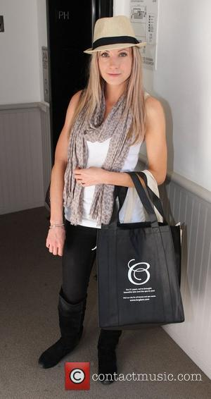Joanne Froggatt  WOW Emmy Gifting Suite - arrivals  at the Luxe Hotel Beverly Hills, California - 19.09.12
