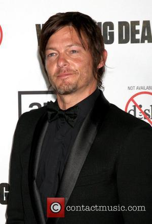 Norman Reedus Premiere Of AMC's
