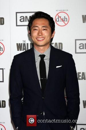 Steven Yeun Premiere Of AMC's