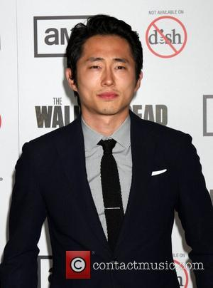 Steven Yeun and The Walking Dead