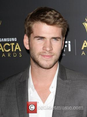 Liam Hemsworth 2012 Australian Academy of Cinema and Television Arts Awards held at Soho House - Arrivals Los Angeles, California...