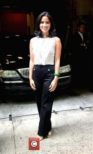 Actress Olivia Munn  outside ABC studios after her appearance on 'Live! with Kelly'  New York City, USA -...