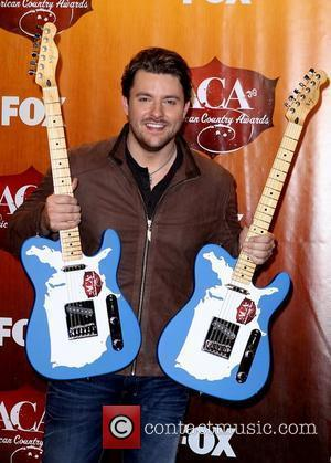 Chris Young Swears Off Alcohol In December