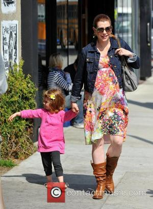 Alyson Hannigan's Baby 'Keeva' Arrives Safe And Sound
