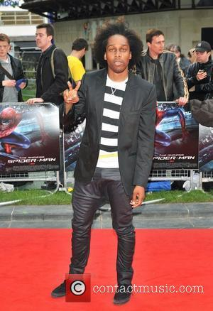 Lemar The Amazing Spider-Man Gala Premiere held at the  Odeon, Leicester Square - Arrivals. London, England - 18.06.12