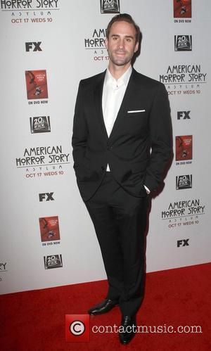 Joseph Fiennes Premiere Screening of FX's 'American Horror Story: Asylum' at the Paramount Theatre  Hollywood, California - 13.10.12