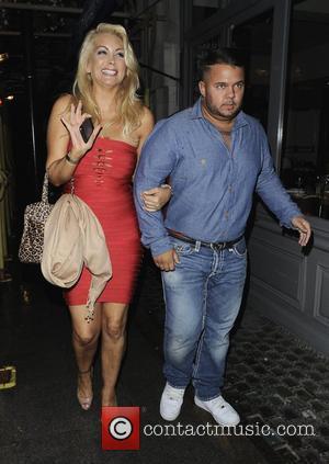 Big Brother evictee Victoria Eisermann  outside Anaya nightclub London, England - 21.06.12