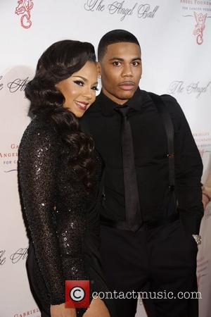 Ashanti and Nelly The Angel Ball 2012 at CiprianiWall Street  New York City, USA - 22.10.12 Rob Rich/