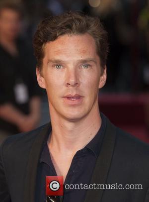 Benedict Cumberbatch Goes Skydiving