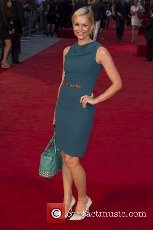 Jenni Falconer 'Anna Karenina' world premiere at the Odeon Leicester Square - Arrivals London, England - 04.09.12