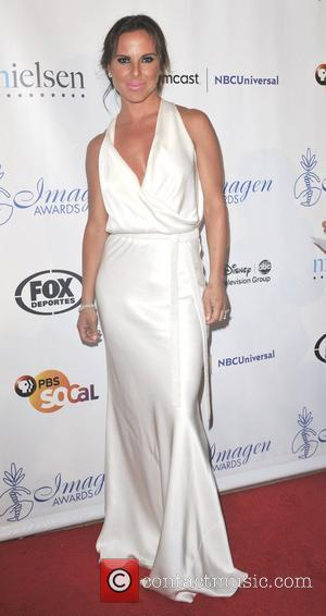 Kate Del Castillo and Imagen Awards