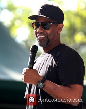Denzel Washington The 4th Annual R&B Fest at SummerStage Central Park New York City, USA - 12.08.12