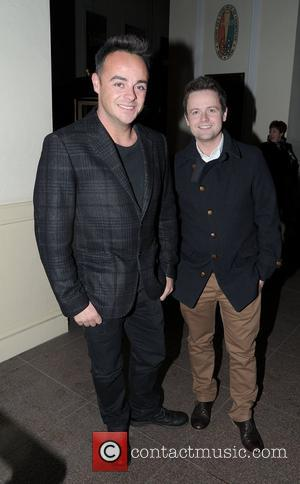 Ant Mcpartlin, Ant And Dec and Declan Donnelly