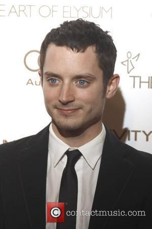 Elijah Wood 2012 Art of Elysium Heaven Gala at Union Station - Arrivals  Los Angeles, California - 14.01.12