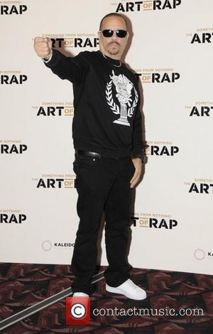 Ice-T Film premiere of 'Something From Nothing: The Art of Rap' held at the HMV Apollo London, England - 19.07.12