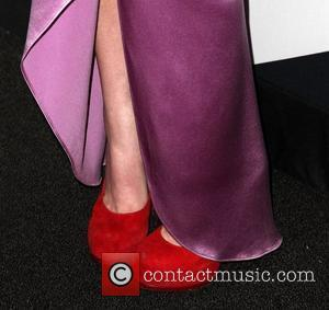 Rumer Willis (shoe detail) Audi and Derek Lam celebrate the 2012 Emmy Awards held at Cecconi's Restaurant Los Angeles, California...