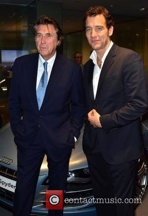 Bryan Ferry and Clive Owen VIP launch of Audi Digital Store at Audi City - Inside London, England - 16.07.12