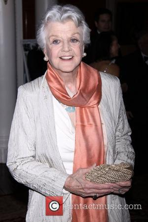 Angela Lansbury Honoured By The Queen At Windsor Castle