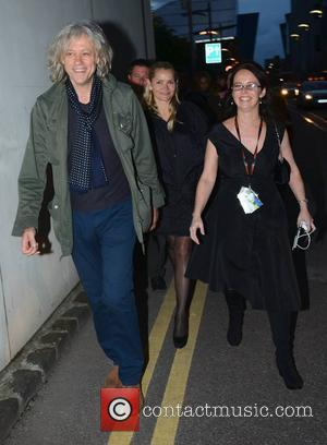 Bob Geldof  Celebrities attend the Aung San Suu Kyi afterparty at Harry Crosbie's house in Dublin's Docklands Dublin, Ireland...