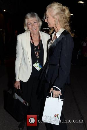 Joely Richardson Visits Young Mothers On Charity Trip To Africa