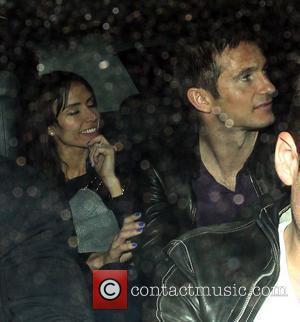 Horsing Around: Frank Lampard Enjoys Ascot With Christine Bleakley