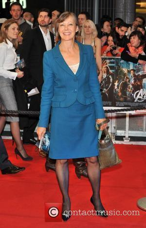 Jenny Agutter 'Marvel Avengers Assemble' European Premiere held at the Vue Westfield White City - Arrivals. London, England - 19.04.12