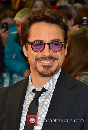Robert Downey Jr. 'Marvel Avengers Assemble' European Premiere held at the Vue Westfield White City - Arrivals. London, England -...