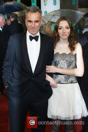 Daniel Day Lewis and niece Charissa Shearer The 2013 EE British Academy Film Awards held at the Royal Opera House...
