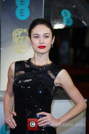 Olga Kurylenko The 2013 EE British Academy Film Awards held at the Royal Opera House - Arrivals  Featuring: Olga...