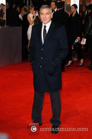 George Clooney Orange British Academy Film Awards (BAFTAs) held at the Royal Opera House - Arrivals London, England - 12.02.12