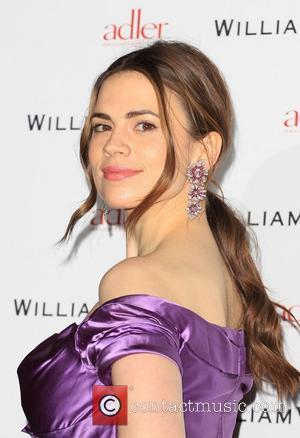 Hayley Atwell and Bafta