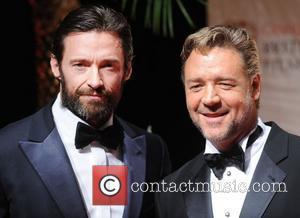 Russell Crowe, Hugh Jackman, BAFTA