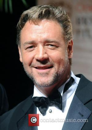 Russell Crowe,  Orange British Academy Film Awards (BAFTAs) held at the Royal Opera House - Press Room London, England...