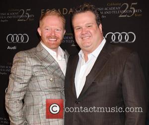 Jesse Tyler Ferguson and Eric Stonestreet BAFTA Los Angeles 18th Annual Awards Season Tea Party held at the Four Seasons...