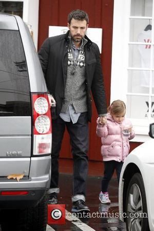 Ben Affleck Lands Parking Ticket