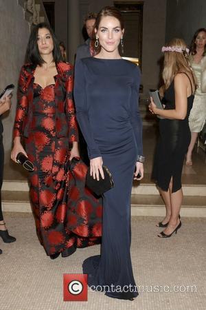Hilary Rhoda Bergdorf Goodman 111th Anniversary held at the Plaza Hotel - InsideNew York City, USA 18.10.12 Rob Rich/