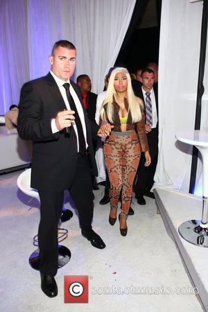 Nicki Minaj  The BET Awards 2012 - Ford Hot Spot - Day 3 Los Angeles, California - 01.07.12