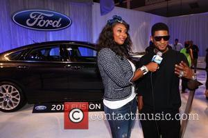 Toccara Jones, Usher and Bet Awards